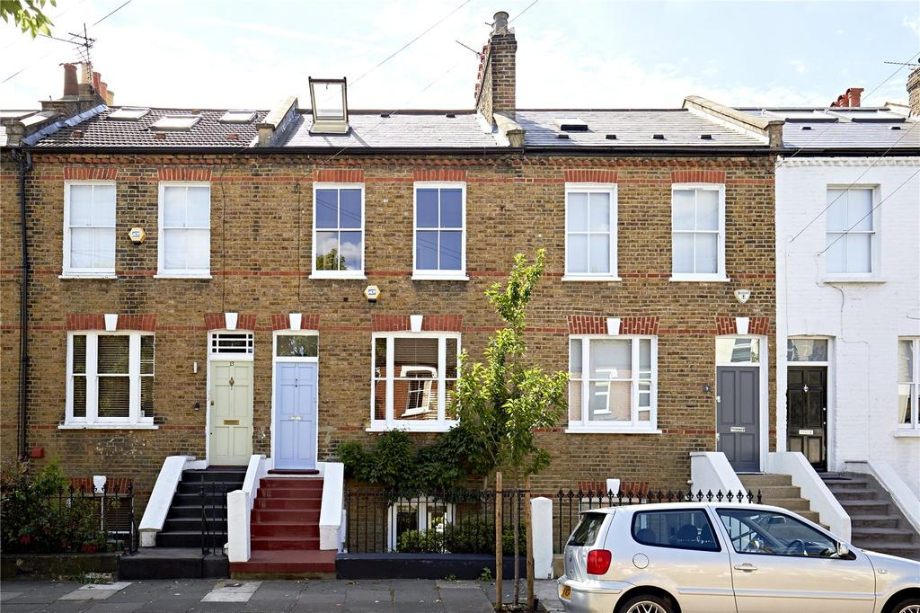 4 Bedrooms Terraced House for sale in Priory Road, Chiswick, London, W4