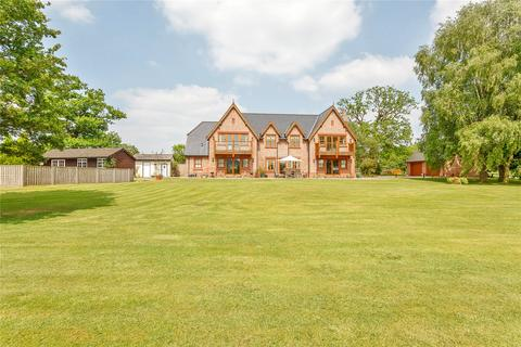 5 bedroom detached house for sale - Huxley Lane, Tiverton, Tarporley, Cheshire, CW6