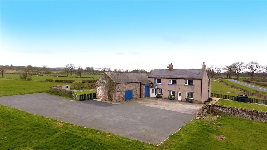 5 Bedrooms Semi Detached House for sale in 1 2 Nelson Square, Unthank, Skelton, Penrith, CA11