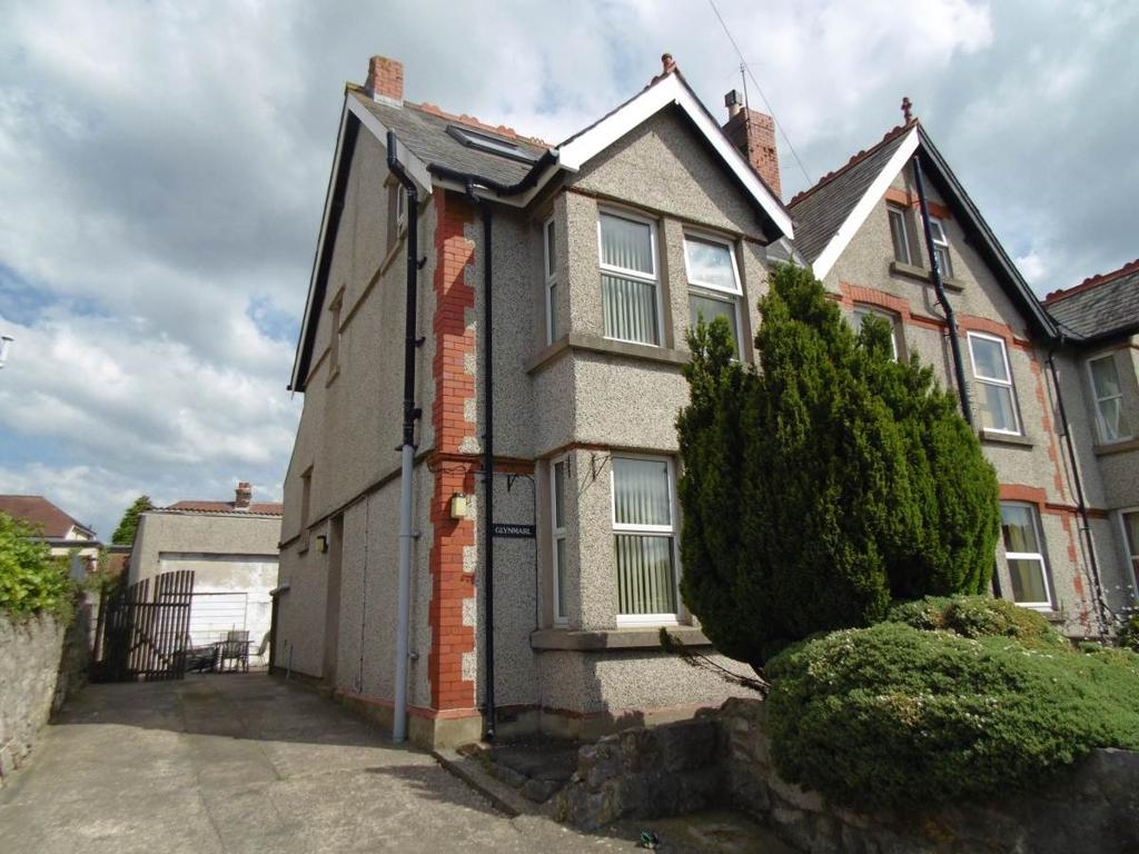 5 Bedrooms Semi Detached House for sale in Glyn Y Marl Road, Llandudno Junction, LL31 9NS