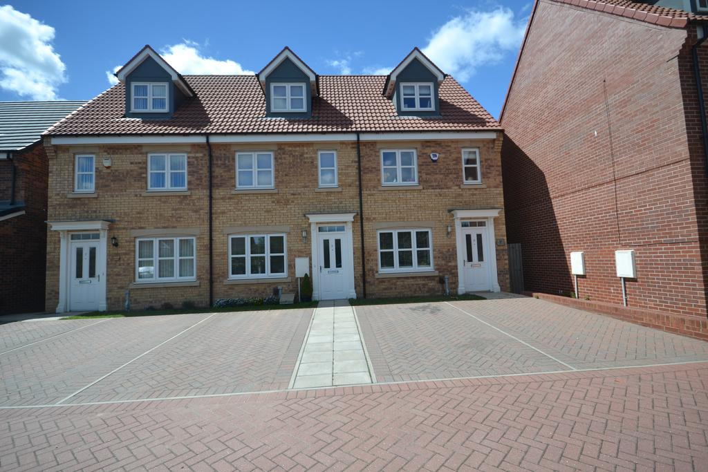 3 Bedrooms Town House for sale in Foundation Close, Redcar TS10