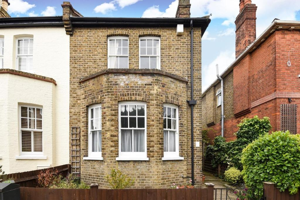 3 Bedrooms Semi Detached House for sale in Church Gardens, Ealing, W5