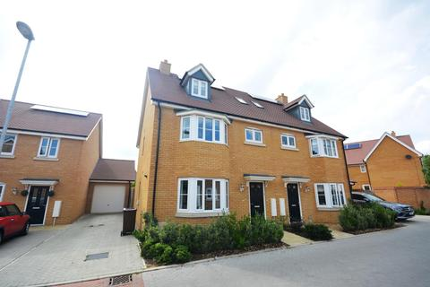 4 bedroom semi-detached house to rent - Wood Leys, Chelmsford, Essex, CM1
