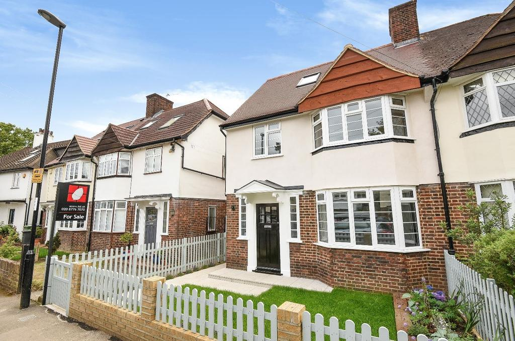 4 Bedrooms Semi Detached House for sale in Whittell Gardens Sydenham SE26