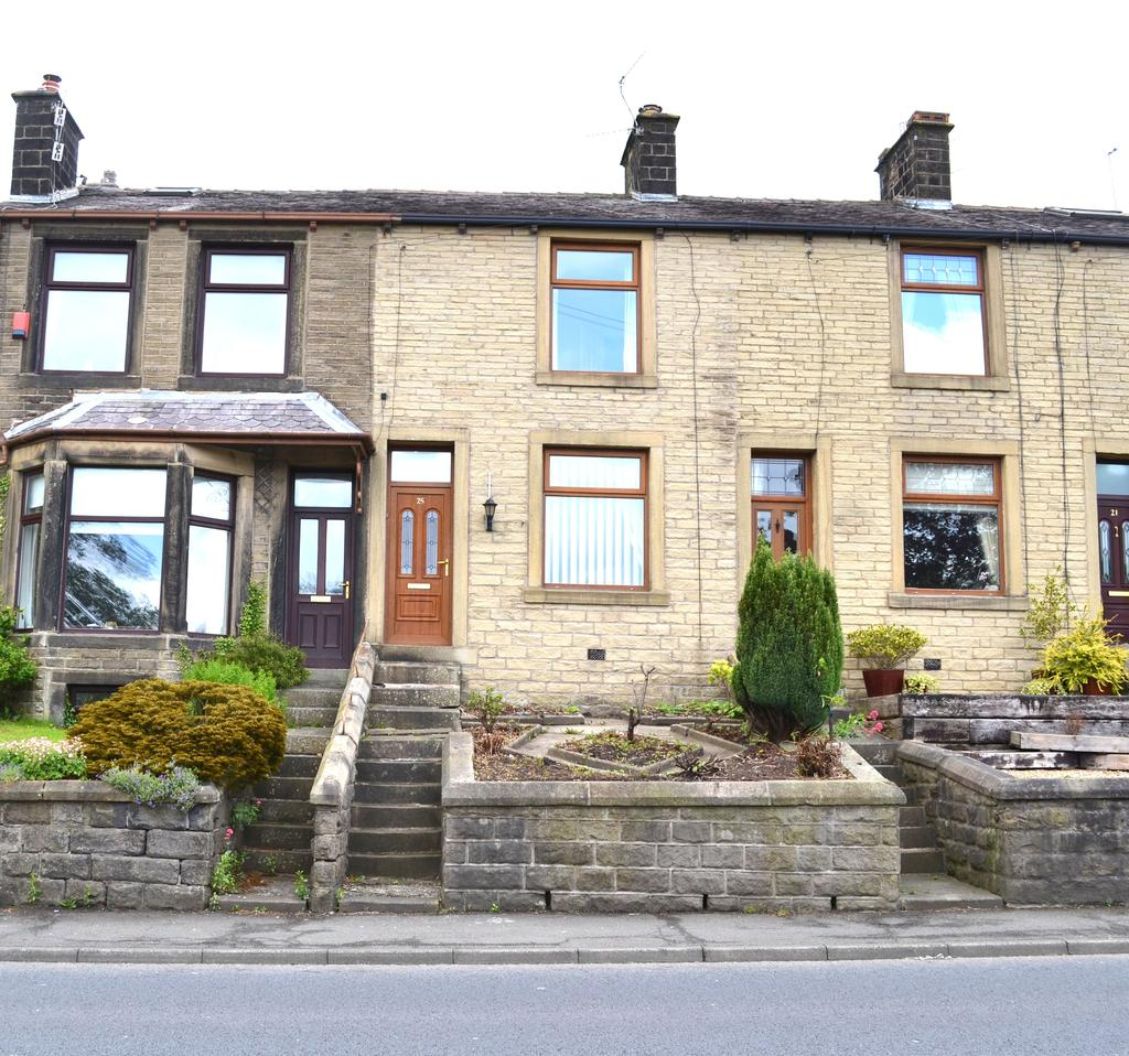 2 Bedrooms Terraced House for sale in Hawthorne Terrace, Foulridge BB8