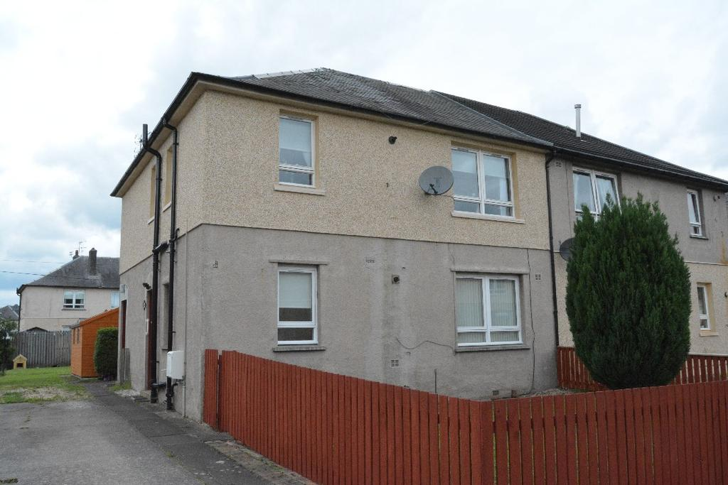 2 Bedrooms Flat for sale in Watling Drive, Camelon, Falkirk, FK1 4QD