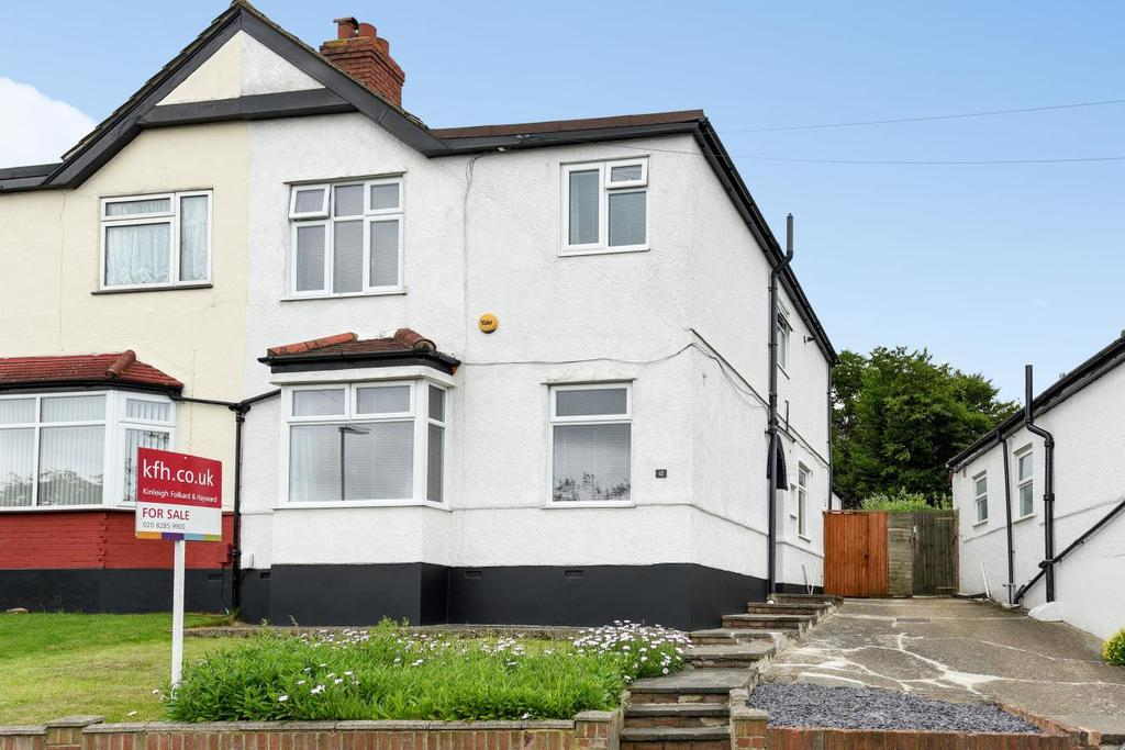 4 Bedrooms Semi Detached House for sale in Walkden Road, Chislehurst, BR7