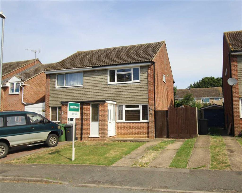 2 Bedrooms Semi Detached House for sale in 16, Dumas Cul De Sac, Brackley