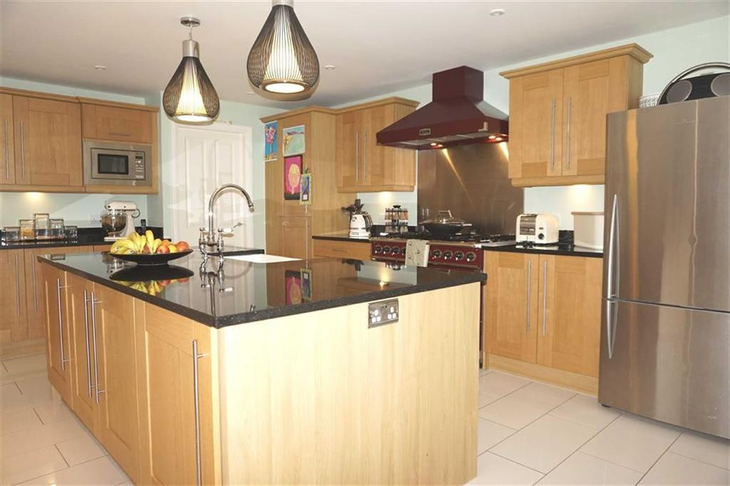 5 Bedrooms Detached House for sale in Evington Lane, Evington Village, Leicester
