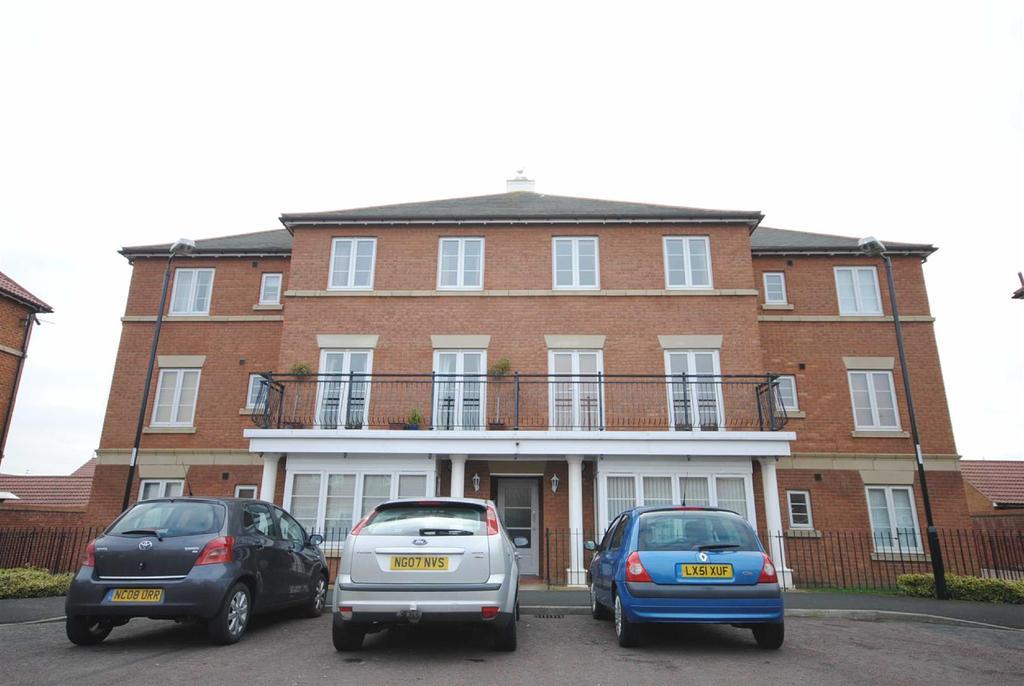 2 Bedrooms Flat for sale in https://www.peterheron.co.uk/buy/view/flat-apartment-aylesford-mews-greystoke-manor-sunderland/32341/