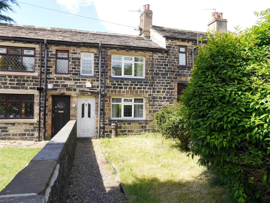2 Bedrooms Cottage House for sale in Beck Hill, Bradford, BD6 2JA