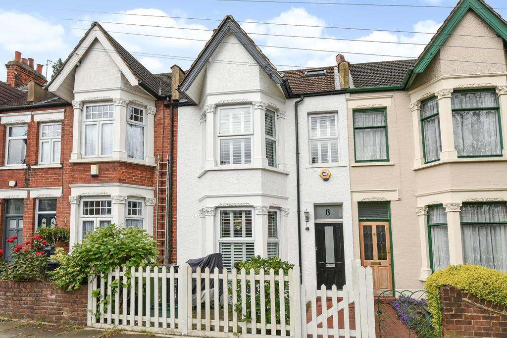 4 Bedrooms Terraced House for sale in Levendale Road, Forest Hill, SE23