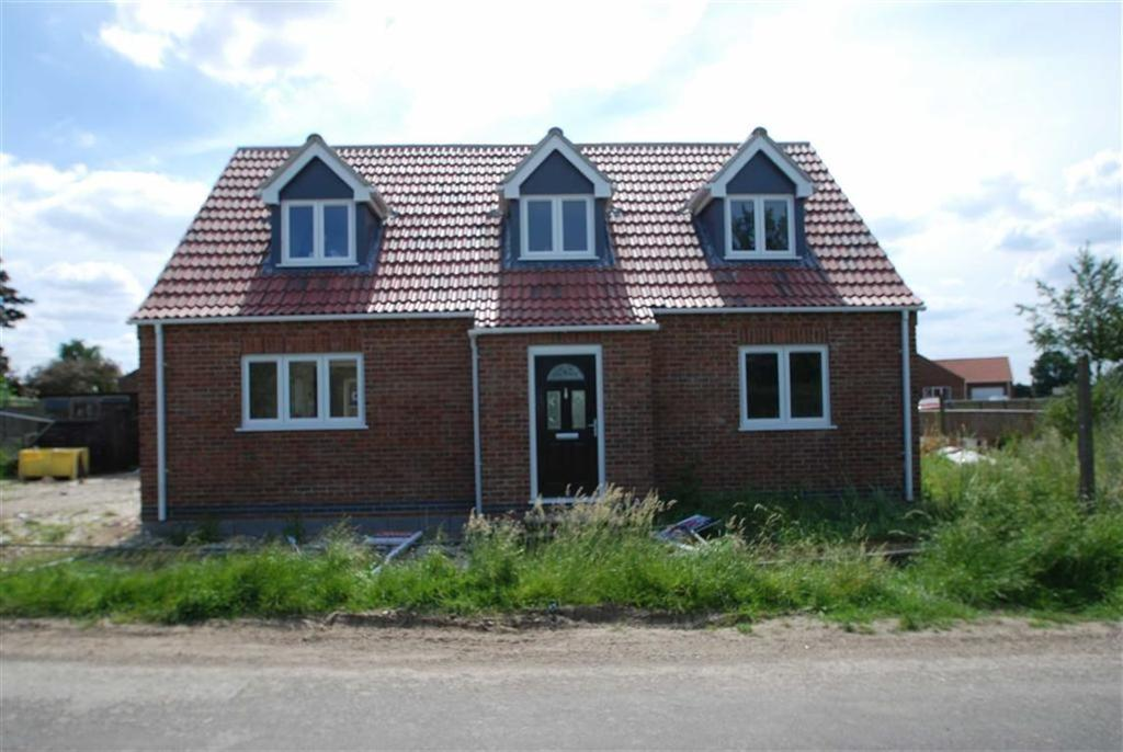 3 Bedrooms Detached Bungalow for sale in School Lane, Old Leake, Boston