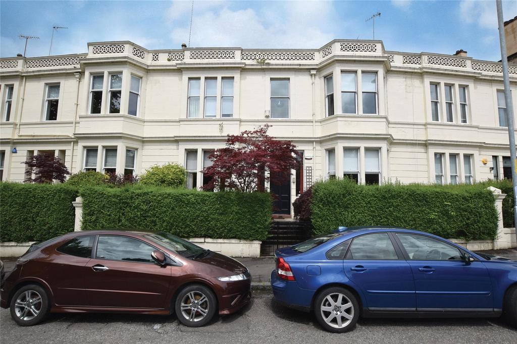 2 Bedrooms Apartment Flat for sale in Ground Floor, Kelvin Drive, North Kelvinside, Glasgow