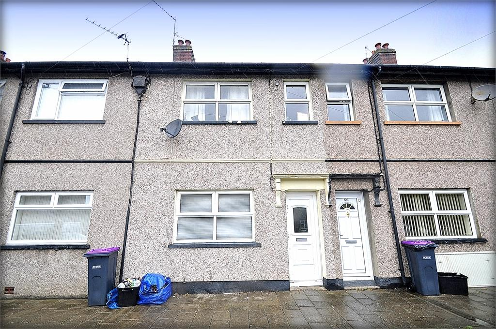 3 Bedrooms Terraced House for sale in New Street , Pontnewydd , Cwmbran , Torfaen. NP44 1EF