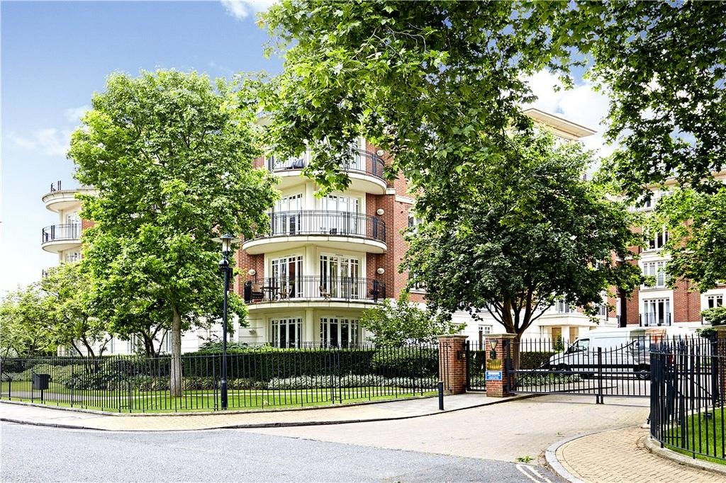 3 Bedrooms Flat for sale in Blanchard House, 28 Clevedon Road, Richmond, Twickenham, TW1