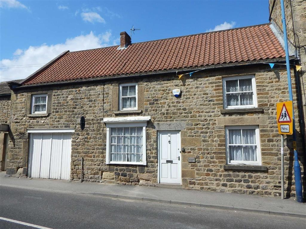 3 Bedrooms Terraced House for sale in Church Street, Masham