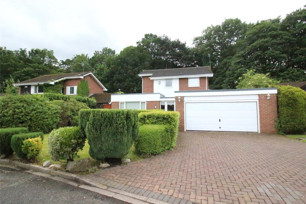 3 Bedrooms Detached House for sale in Huntsman Wood, Liverpool, Merseyside, L12