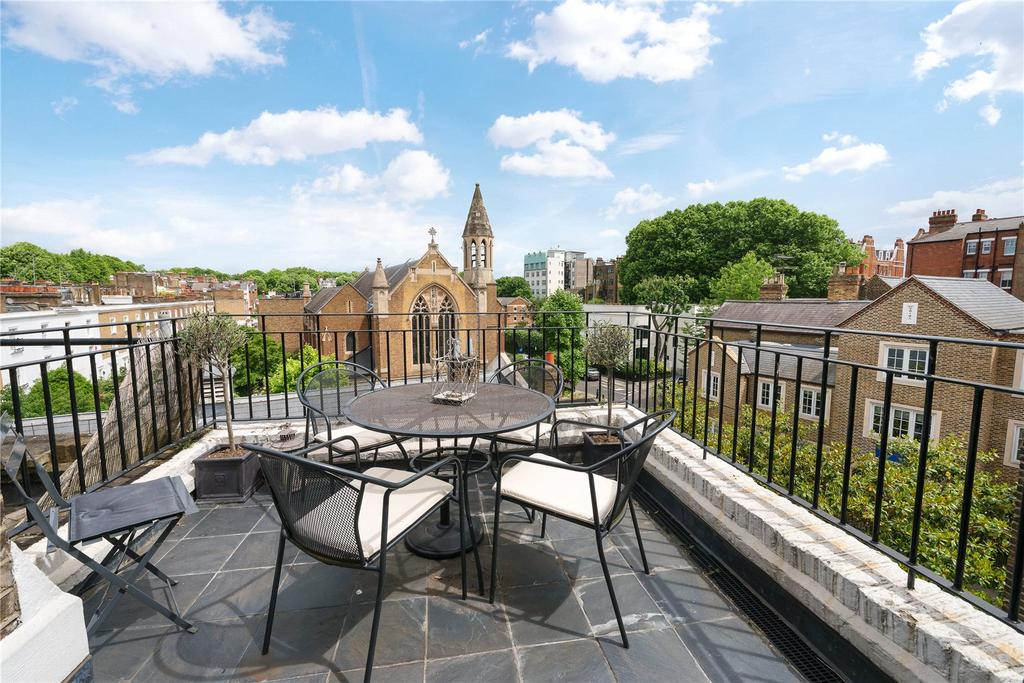 3 Bedrooms Flat for sale in Flood Street, London