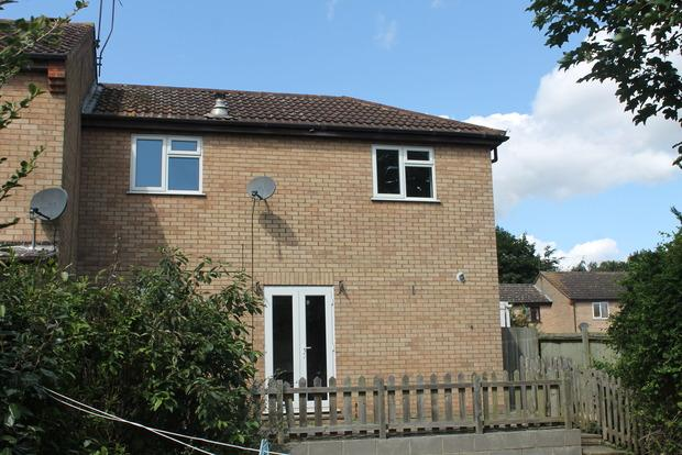 2 Bedrooms Town House for sale in Roman Hill, Wigston Harcourt, Leicester, LE18