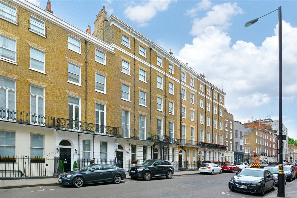 2 Bedrooms Apartment Flat for sale in Upper Berkeley Street, London, W1H