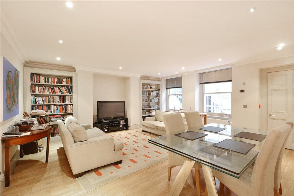 2 Bedrooms Apartment Flat for sale in Upper Berkeley Street, London, W1H