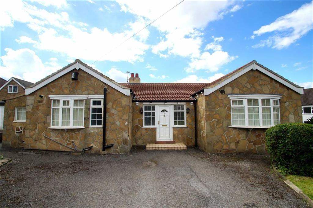 2 Bedrooms Detached Bungalow for sale in Field End Road, Leeds