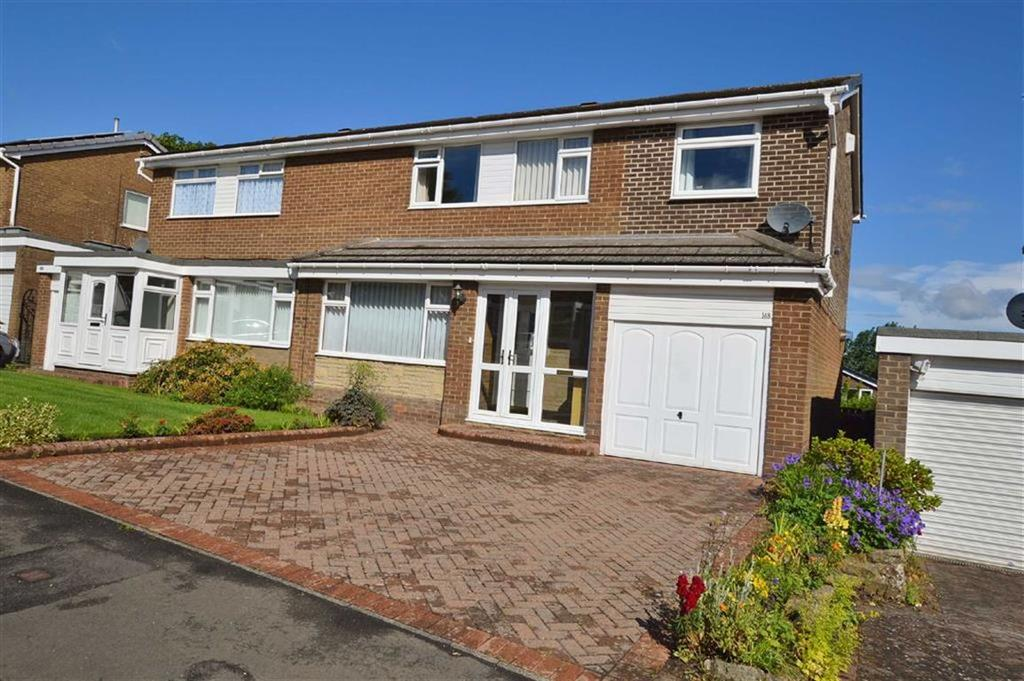 4 Bedrooms Semi Detached House for sale in Prudhoe