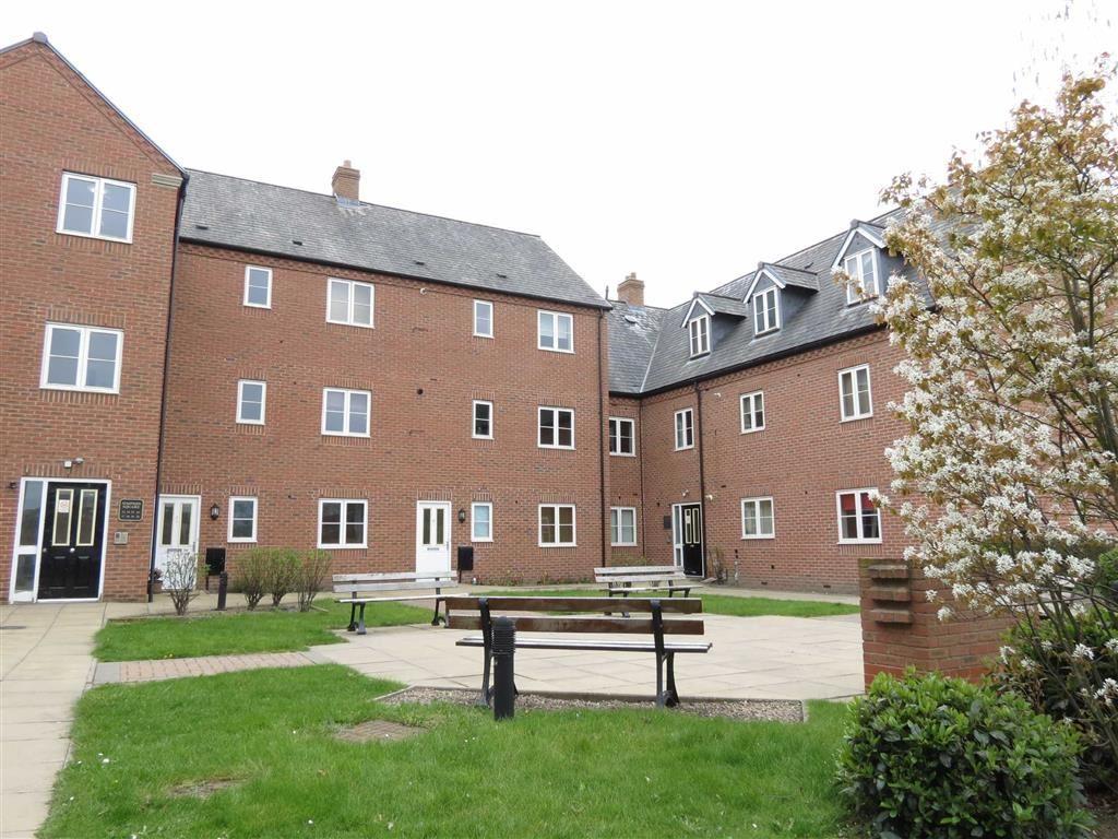 1 Bedroom Flat for sale in Simpson Square, St Michaels Street, Shrewsbury, Shropshire