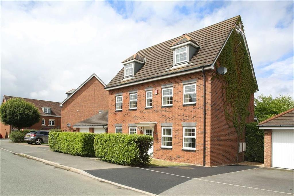5 Bedrooms Detached House for sale in Clonnersfield, Nantwich, Cheshire