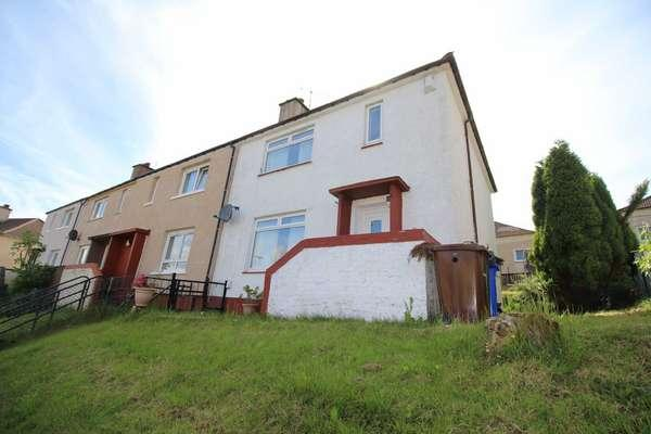 3 Bedrooms End Of Terrace House for sale in 37 Pembroke Road, Greenock, PA16 0JR