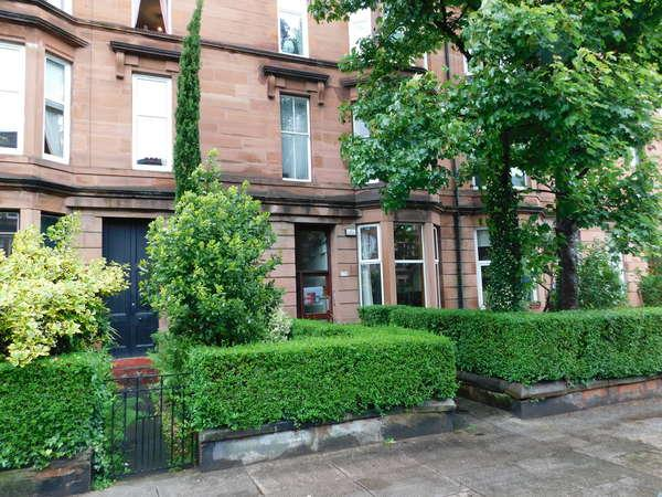 1 Bedroom Flat for sale in 0/2, 276 Crow Road, Broomhill, Glasgow, G11 7LB