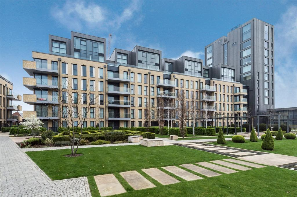 Studio Flat for sale in Westbourne Apartments, 5 Central Avenue, London, SW6