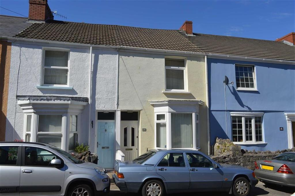 2 Bedrooms Cottage House for sale in Overland Road, Mumbles, Swansea