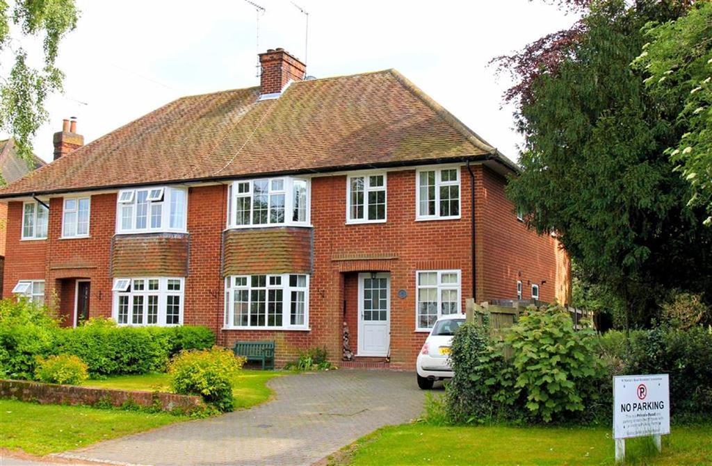 4 Bedrooms Semi Detached House for sale in St Martins Road, Knebworth, SG3 6ER