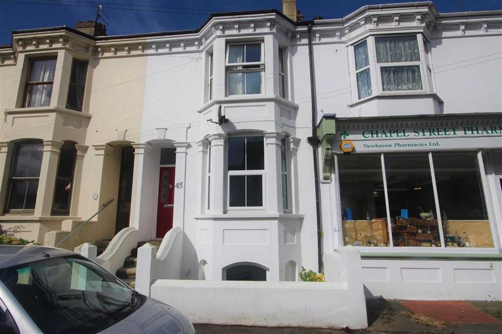 2 Bedrooms Terraced House for sale in Chapel Street, Newhaven