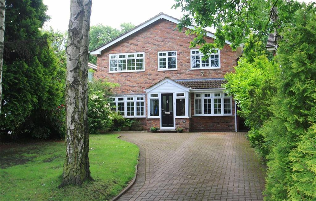 4 Bedrooms Detached House for sale in Osprey Drive, Wilmslow