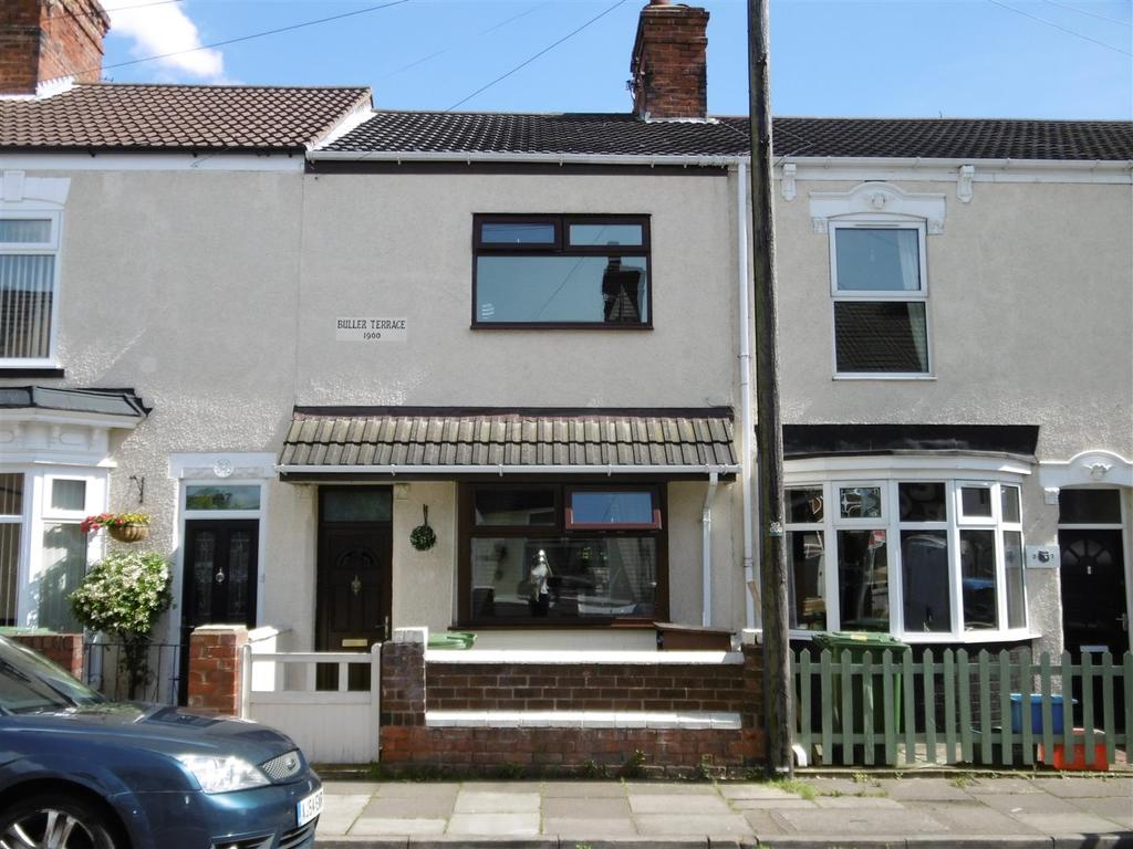 3 Bedrooms Terraced House for sale in Rowston Street, Cleethorpes, DN35 8QR