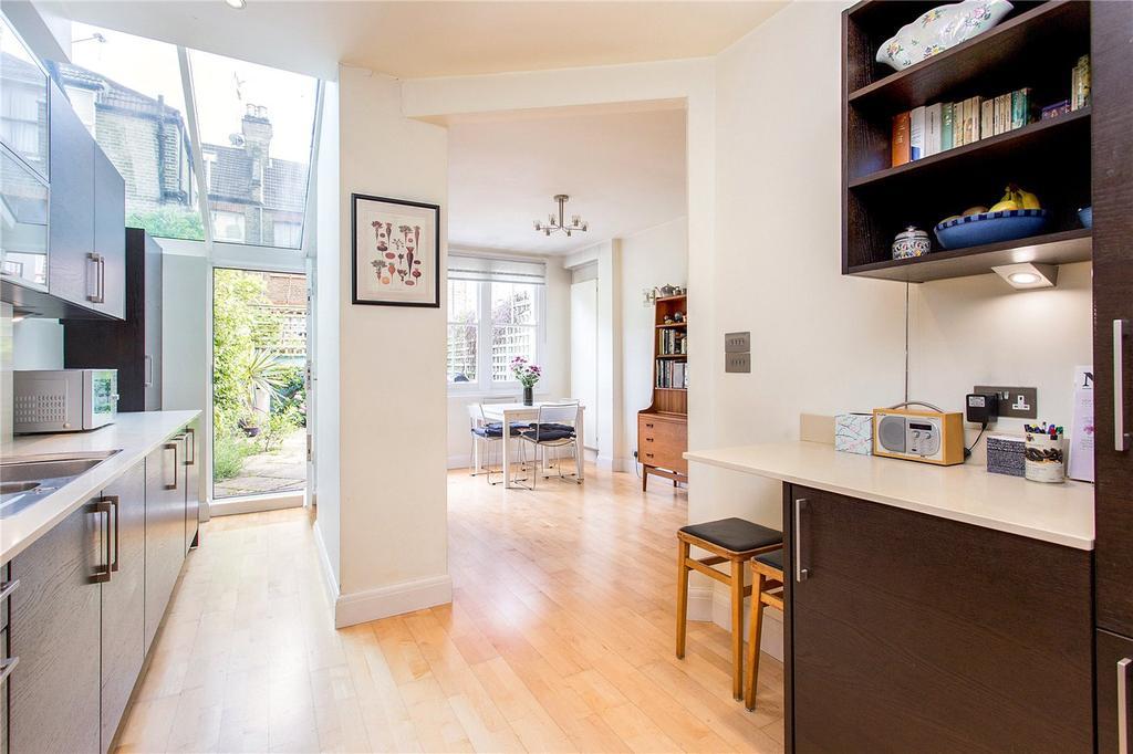 4 Bedrooms Terraced House for sale in Belgrade Road, Stoke Newington, London, N16