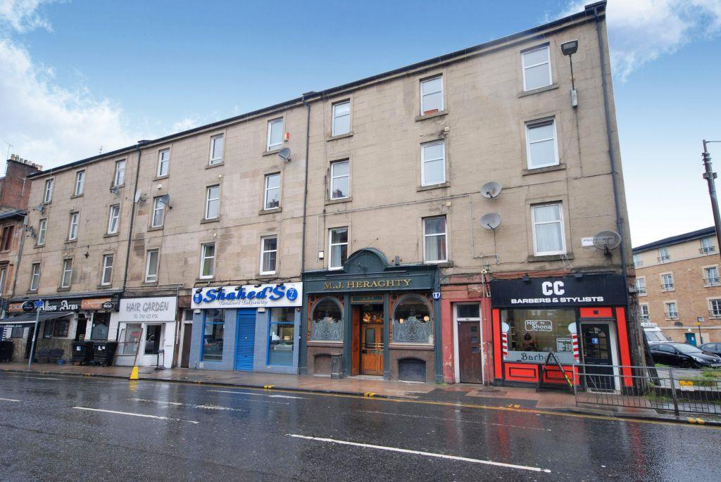 1 Bedroom Flat for sale in Flat 5, 706 Pollokshaws Road, Strathbungo, Glasgow, G41 2AD
