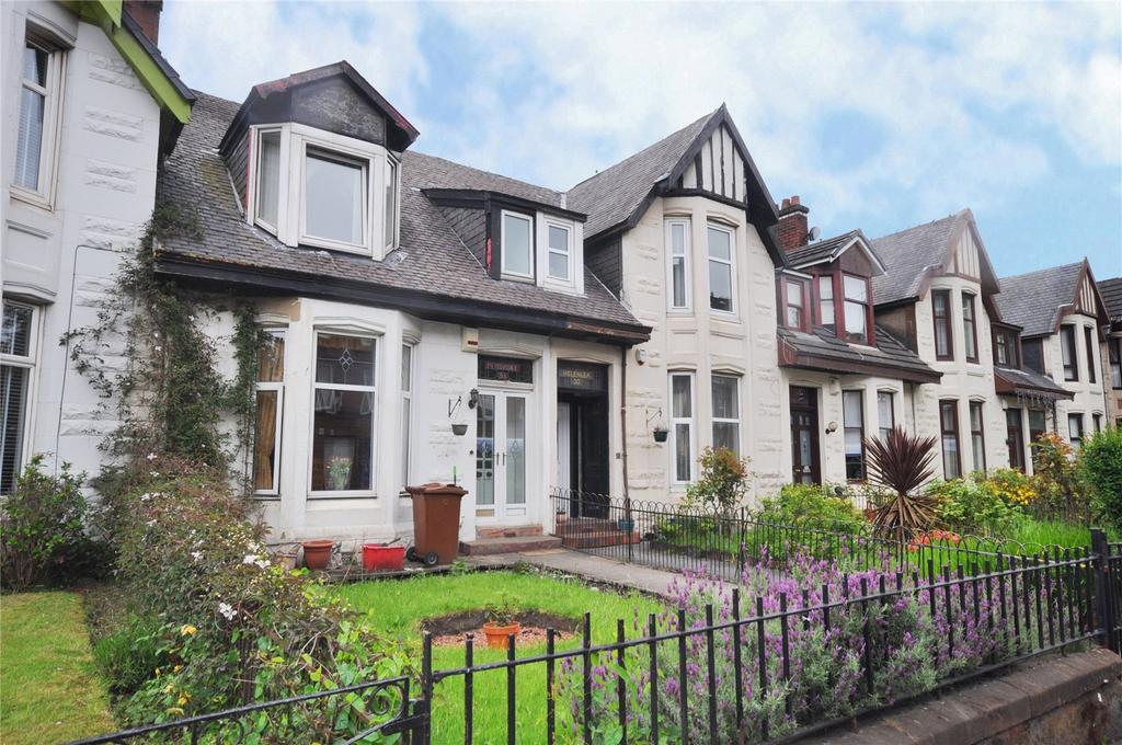 3 Bedrooms Terraced House for sale in 1388 Dumbarton Road, Scotstoun, Glasgow, G14