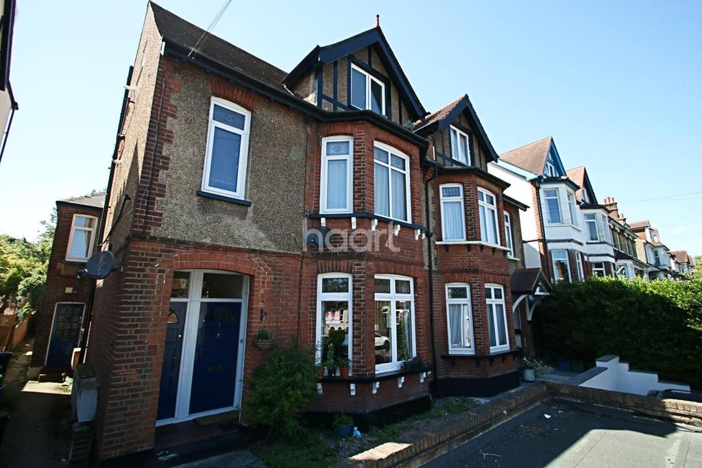 2 Bedrooms Flat for sale in Avondale Road, South Croydon, CR2