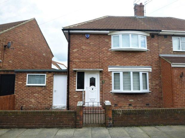2 Bedrooms Semi Detached House for sale in ROEDEAN ROAD, REDHOUSE, SUNDERLAND NORTH