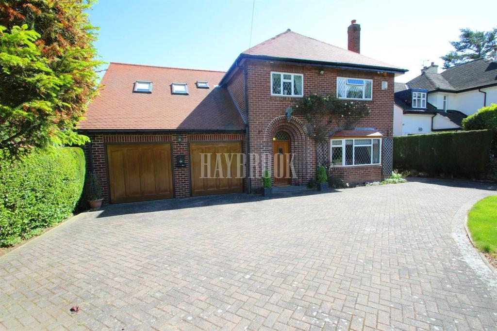 4 Bedrooms Detached House for sale in Linden Lea, Kirby Lane, Chapeltown