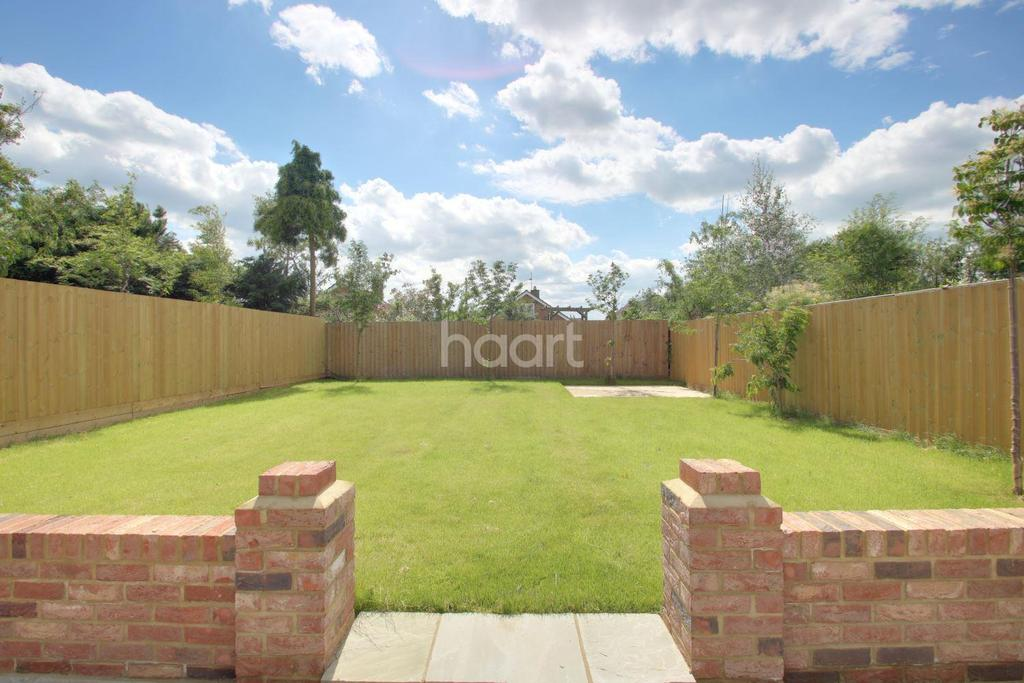 4 Bedrooms Detached House for sale in Gorefield Rd, Leverington