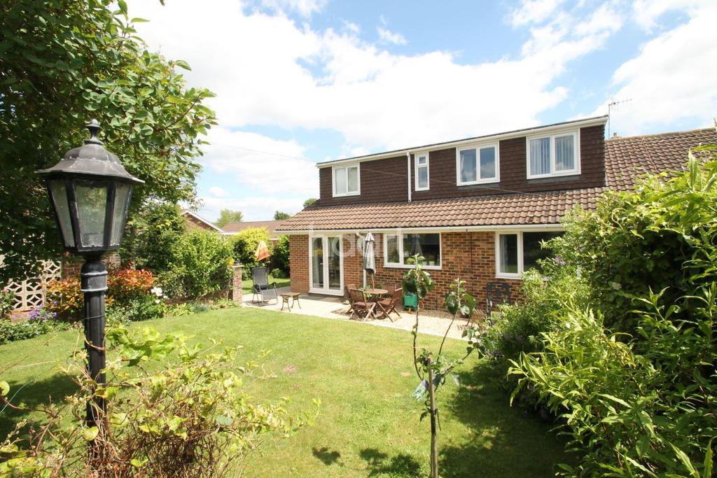5 Bedrooms Semi Detached House for sale in White Beam Rise, Clanfield