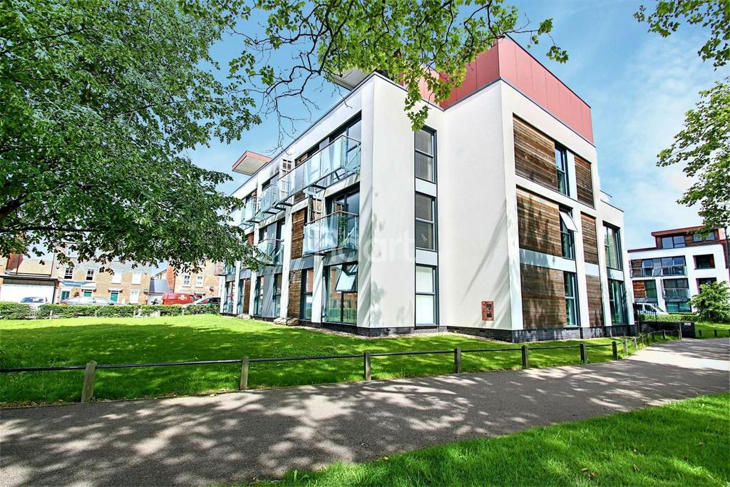 2 Bedrooms Flat for sale in Abbey Fields