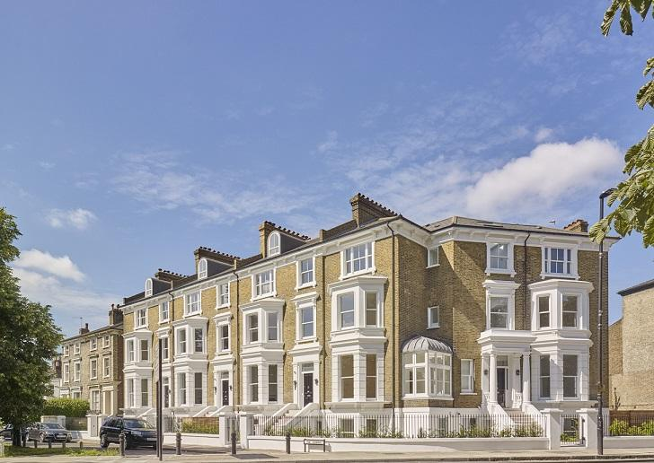 2 Bedrooms Flat for sale in Burlington Villas, 32b, Ealing