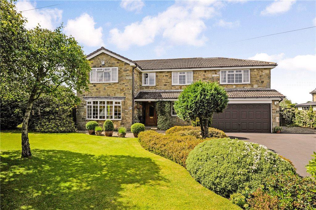4 Bedrooms Detached House for sale in Walton Park, Pannal, Harrogate, North Yorkshire