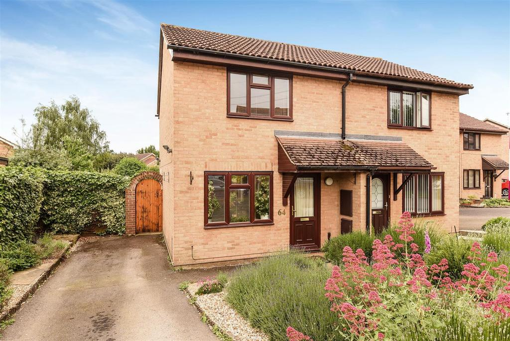 2 Bedrooms Semi Detached House for sale in Fogwell Road, West Oxford